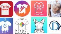 Aplikasi Desain Kaos Android terbaik
