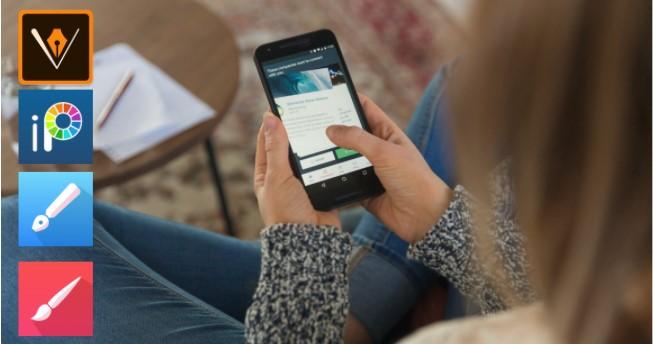 Aplikasi Menggambar di HP Android