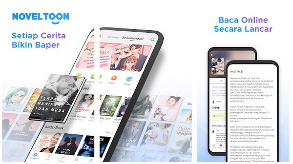 NovelToon - Baca Cerita Indonesia Gratis